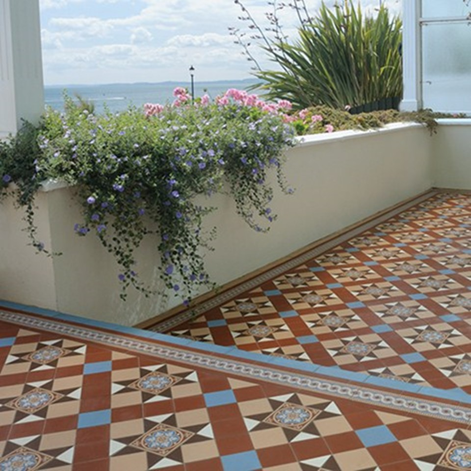 9 reasons to choose victorian floor tiles for your home inspire me add value to your property with high quality floor tiles dailygadgetfo Choice Image