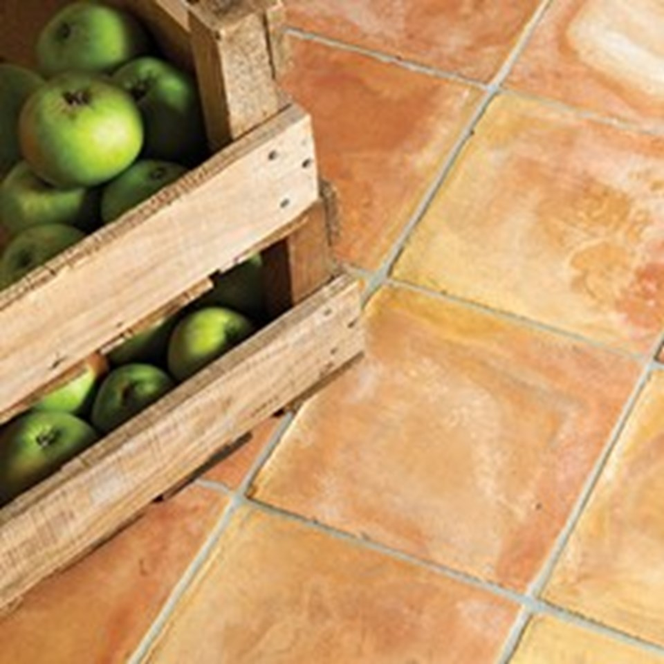 Terracotta Kitchen Floor Tiles Choosing Kitchen Floor Tiles Be Inspired