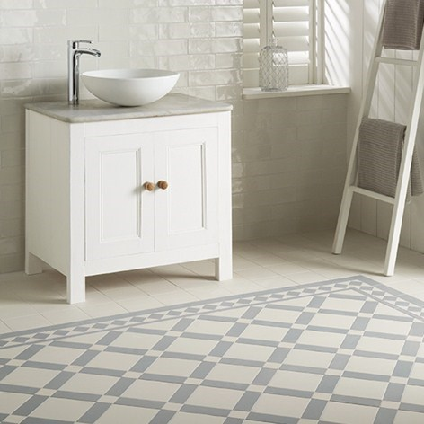 Bathroom Floor Tile Ideas Traditional