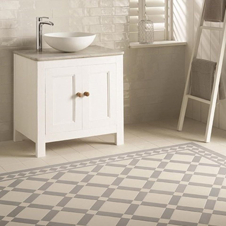 Bathroom tile styles