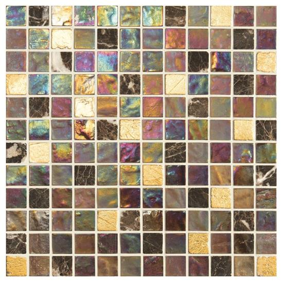 Mellow Therapy Glass Mosaic