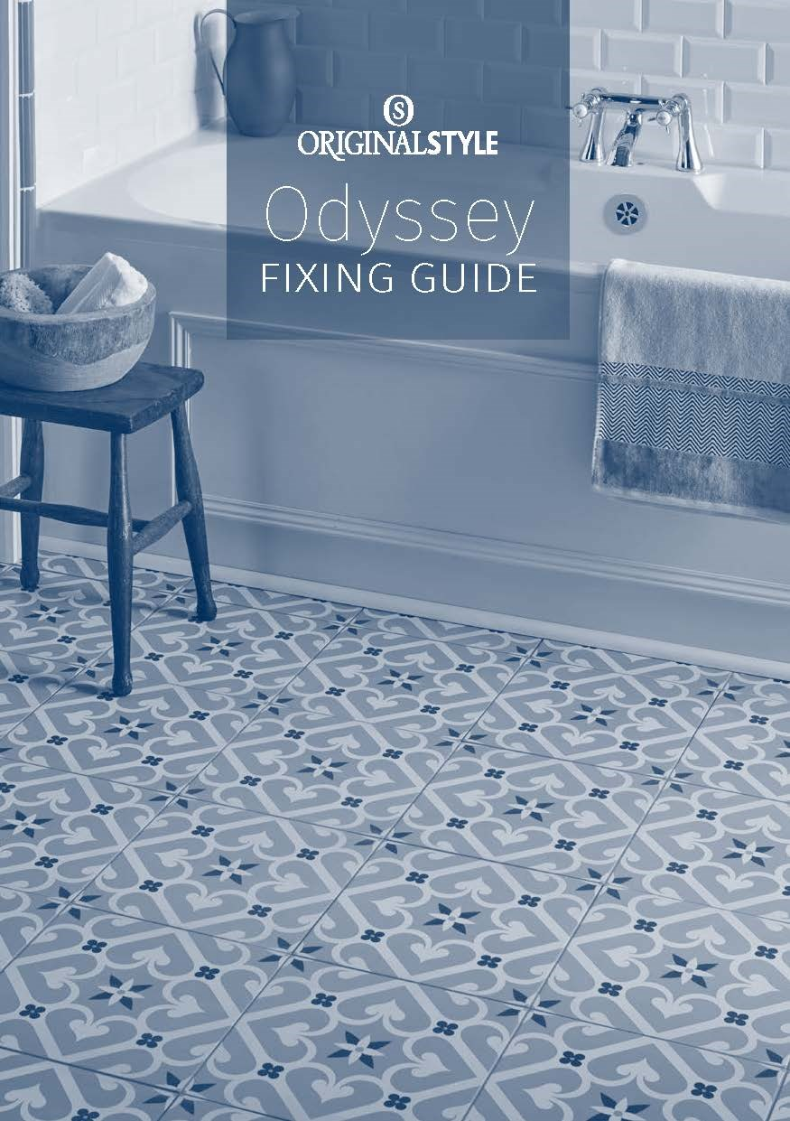 Odyssey Tiles Fixing Guide preview image